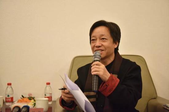 《水墨味》杂志学术主持刘墨教授