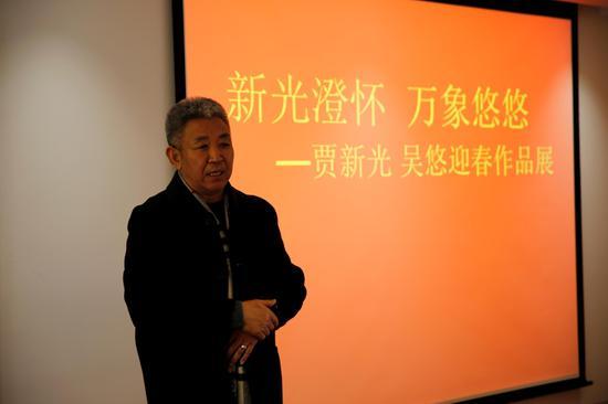 中国艺术研究院艺术创作院副院长 杨华山
