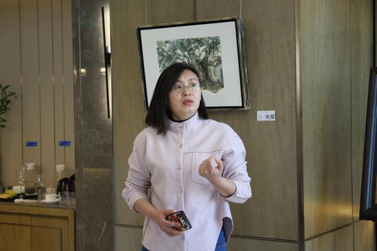 ID&A国际秘书长宋妙琦分享策展主题
