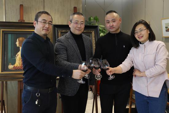 艺空间张雁枫、路昊教授、朱基力导师、ID&A秘书长宋妙琦
