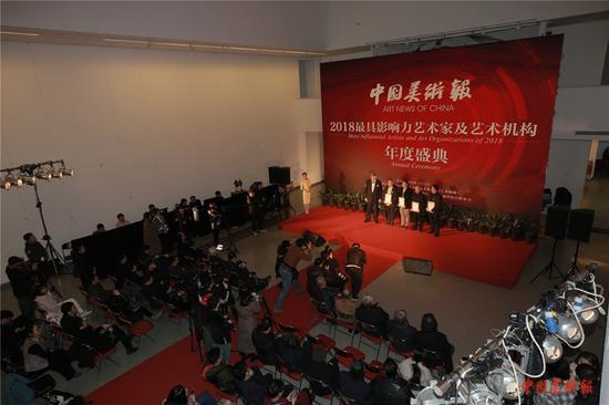 中国美术报2018年最具影响力草视频家及草视频机构揭晓