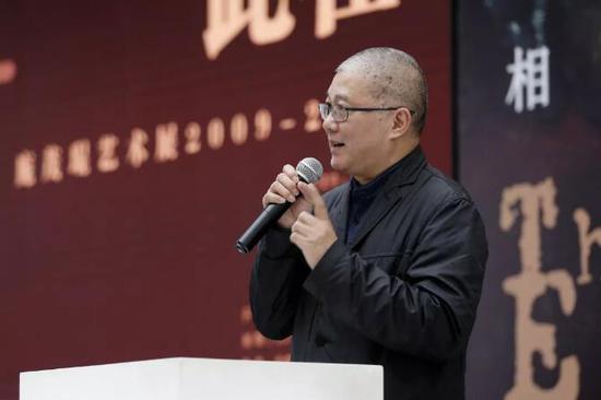 中国文联副主席、中国美院院长许江开幕式致辞