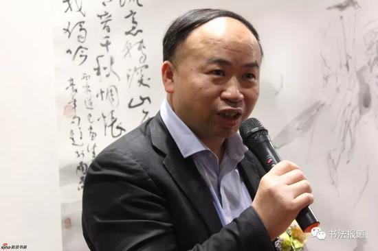 广东无一物生活禅文化有限公司董事长刘健讲话