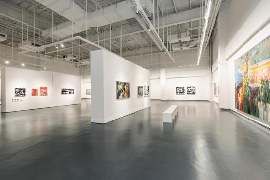 北京白盒子特别展在艺术厦门磐基艺术馆