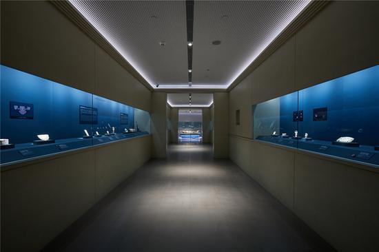 个展《辟雍》首次在震旦博物馆展出