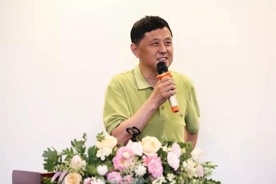 北京七彩云南副董事长陈大鹏