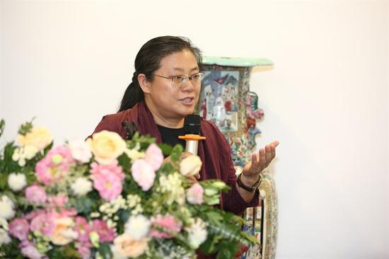 中国社会科学院历史研究所研究员沈冬梅