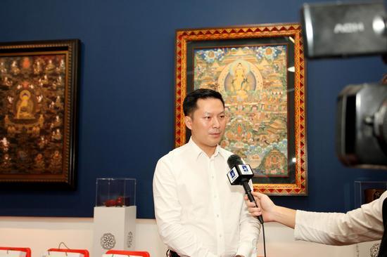 中国民族贸易促进会非遗展演中心