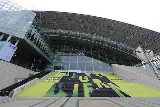 2019南京扬子当代艺博会给南京注入新的草视频活力