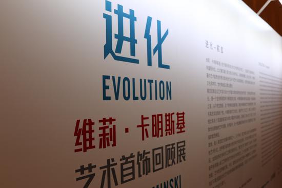 维莉·卡明斯基大型个展在北京隆重开幕