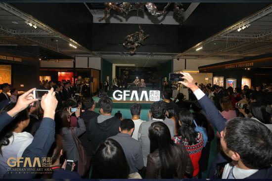 GFAA2019开幕现场