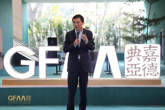 泰康保险集团助理总裁、泰康人寿副总裁、健康财富管理中心总经理汪刚先生