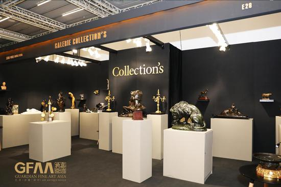 E29 GALERIE COLLECTIONS展位