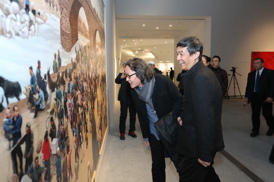 北京民生个案研究新成果:贺丹同名个展开幕