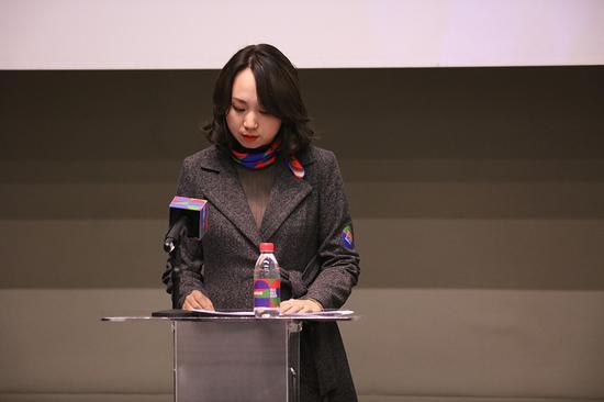 画廊周北京总监王一妃