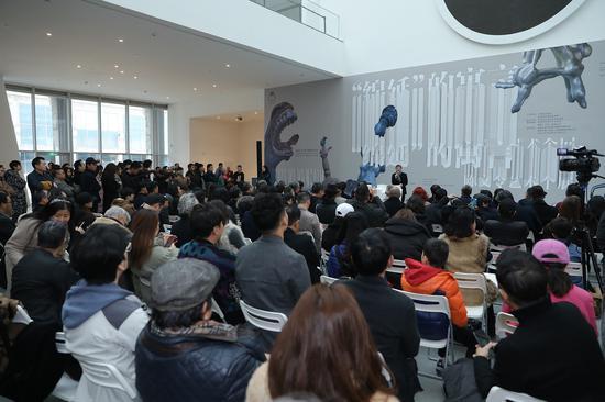 陈文令艺术个展在北京开展
