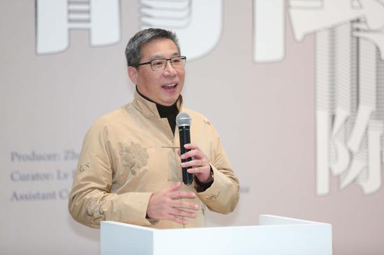 北京侨福芳草地总经理赖国贤开幕式致辞