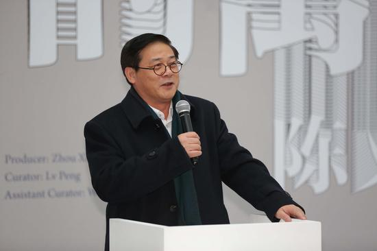 中国美协党组书记徐里开幕式致辞