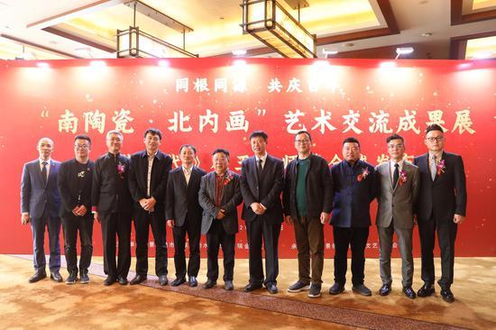 《千秋万代》双王大师尊全球发布会在京召开