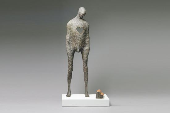 蛙人艺术参展艺术北京:探索当代艺术中的稚拙美