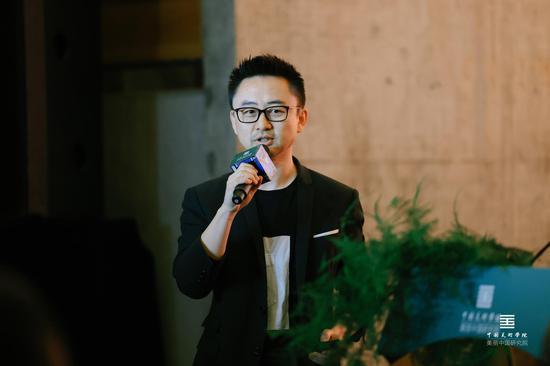 美麗中國建設高峰論壇發言嘉賓:上海風語筑文化科技股份有限公司創始人兼董事長李暉