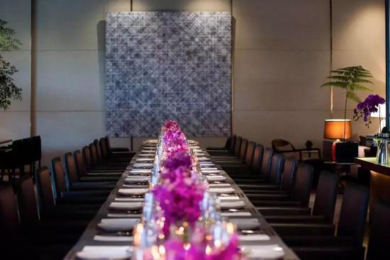 香格纳画廊成都晚宴