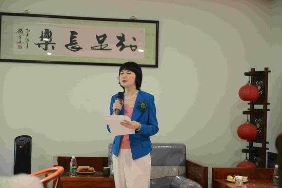 福音红木系列文化雅集首期《竹墨书馨 文人书斋》举办
