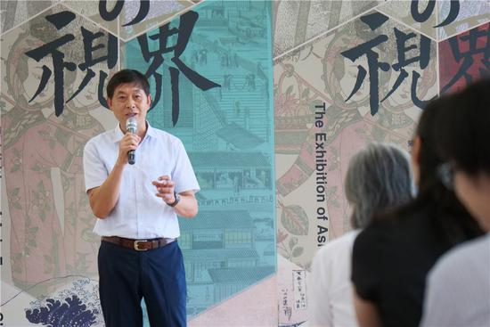 上海美术学院教授、策展人 潘力 发言