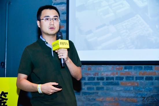 DIBO联盟秘书长、清华同衡遗产保护与城乡发展研究中心副主任刘岩