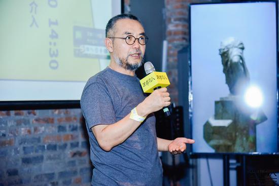 《中国艺术介入年鉴》学术顾问隋建国先生发言