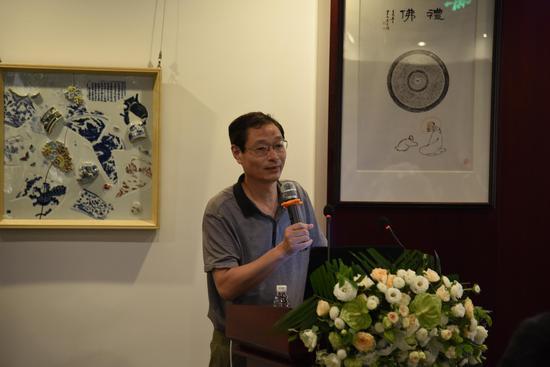 古陶瓷鉴定专家,皇窑鉴定咨询部顾问专家詹云青