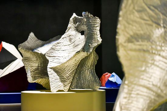 雕塑家隋建国作品