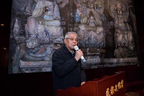 原中国国家博物馆馆员/国际中国书画家交流促进会副秘书长张金卫