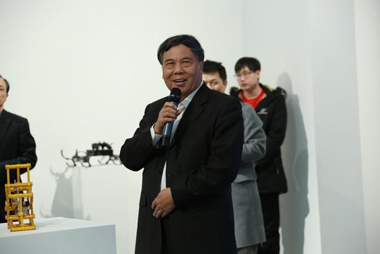 中国教育发展战略学会李志民副会长致辞