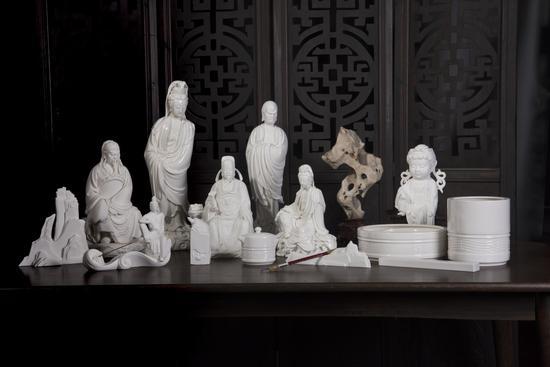 瓷言众生泥塑百像
