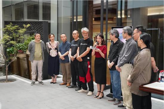 全球最長數字藝術作品《數字江山圖》亮相北京