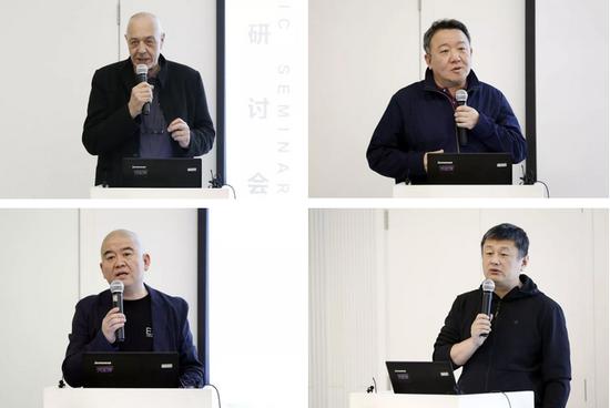 阿克曼、孙振华、冀少峰、赵力