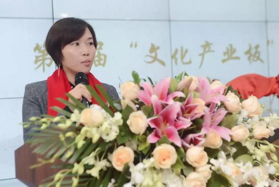 江西点格影视传媒有限公司总经理助理 谢志颖