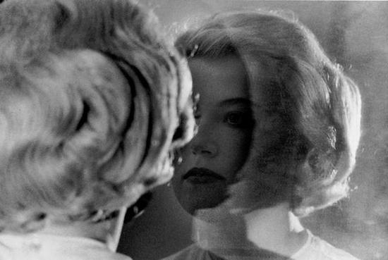 《无题电影剧照56号》,辛迪·舍曼,1980