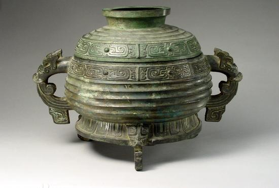 国宝之旅:颂簋再现3000年前西周册封大典