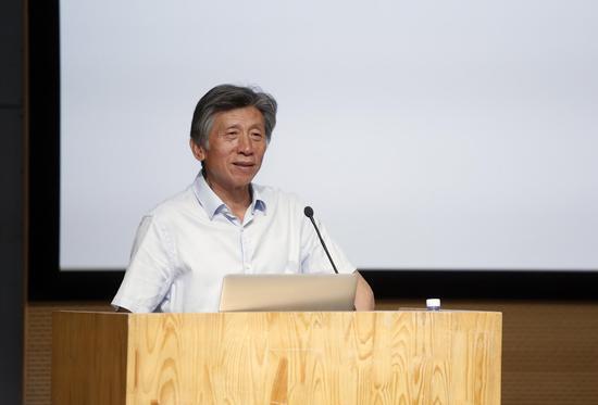 中央美术学院院长范迪安
