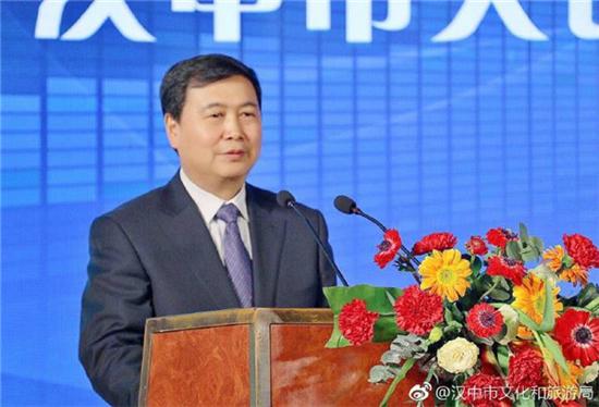 汉中市政府副市长屈占权致辞