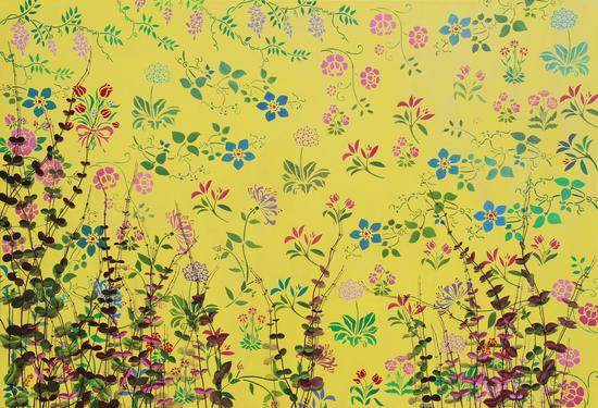 柳仁淑(韩)《Secret Garden-Yellow》