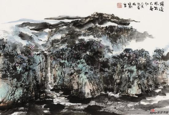 《春分》 作者:毛晓剑