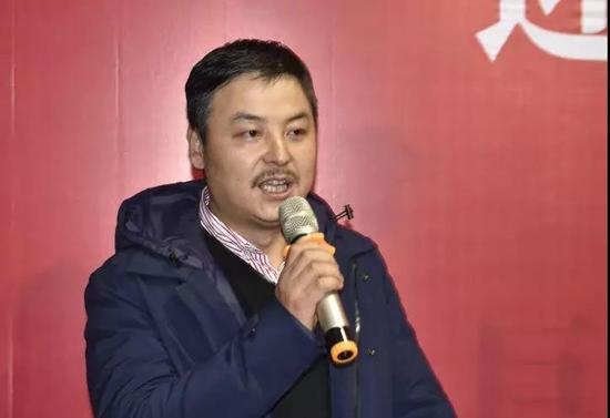 力邦文化产业集团总裁兼CEO李喜喜