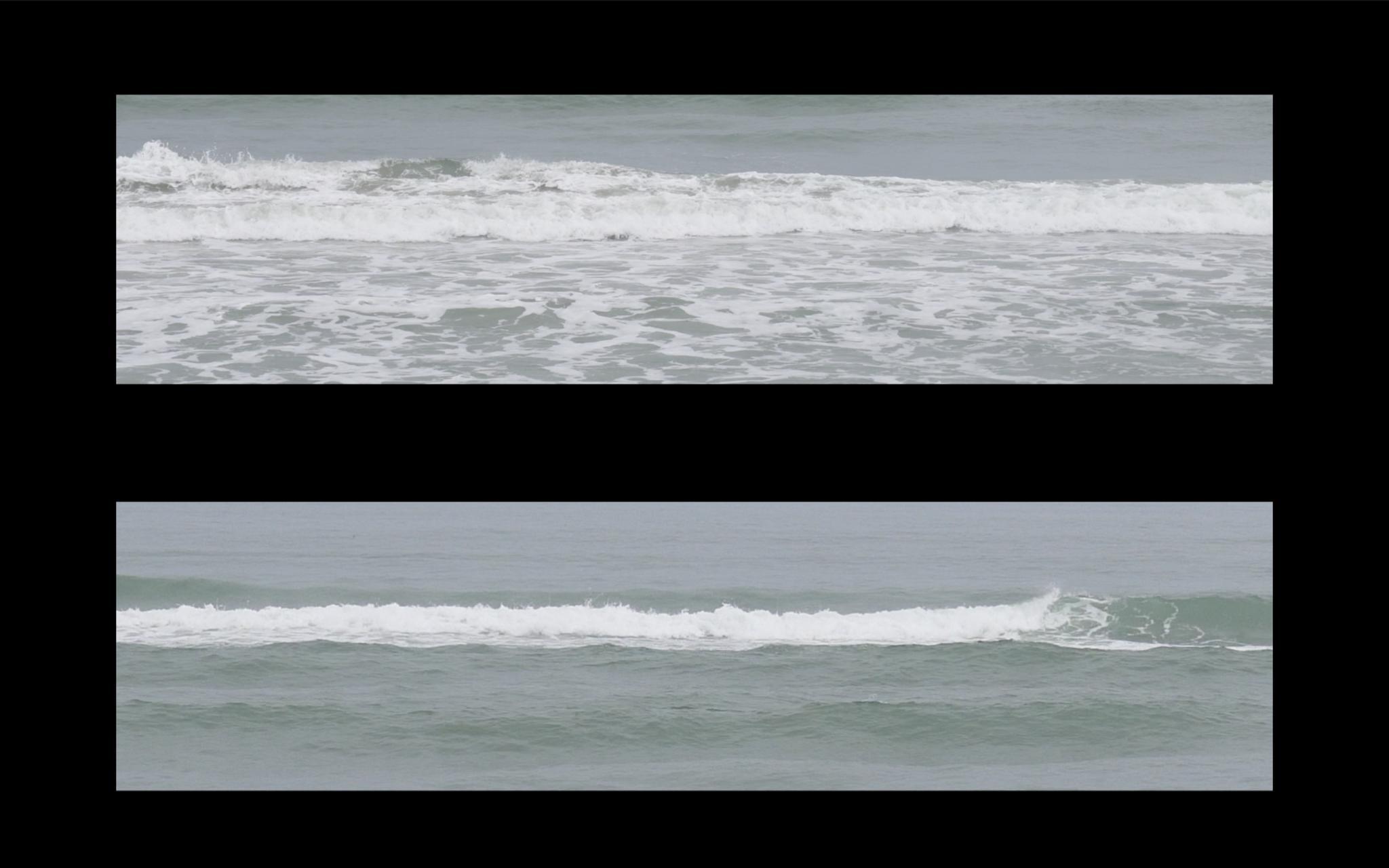 叶秋森《两片海》影像