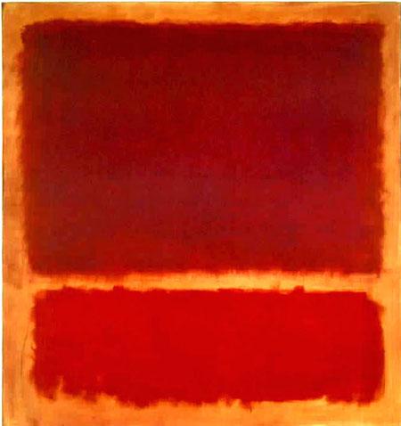 No 2,1962.马克.罗斯科