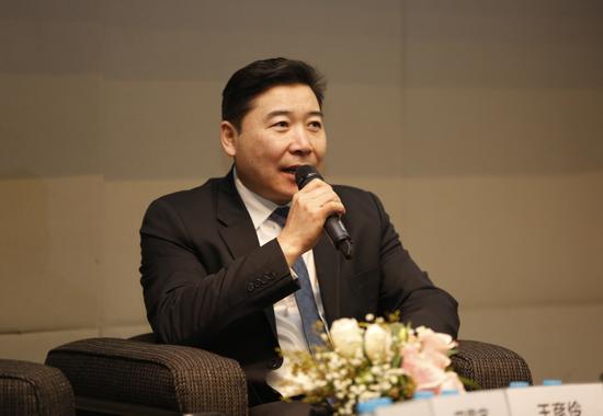 北京798文化创意产业投资股份有限公司董事长、798艺术区创始人王彦伶