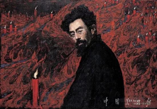 红烛颂,闻立鹏,1979