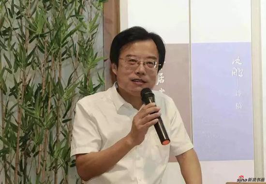 林峰 中华诗词学会副会长、《中华诗词》杂志副主编